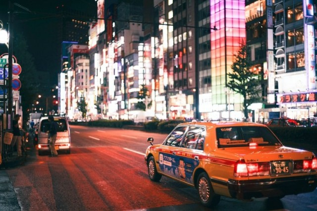 Tenma Taxi Service