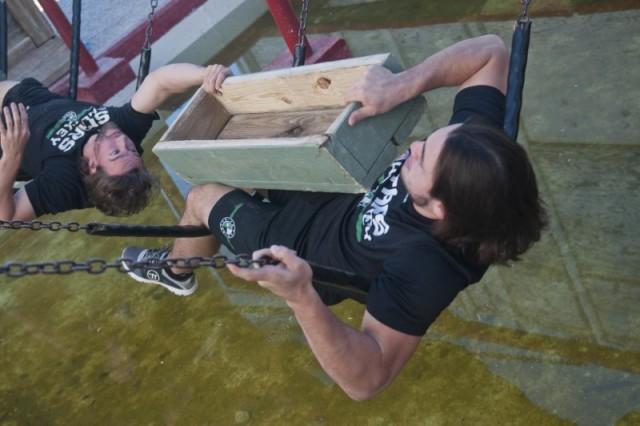 Team Challenge Course - Fort Hood