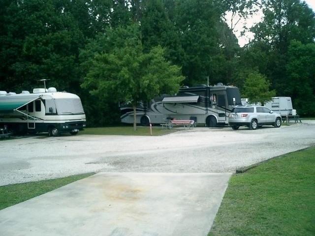 NAS Jacksonville RV Park