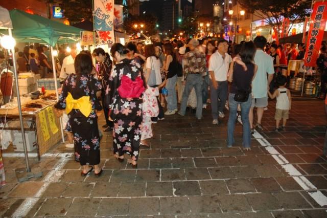 Sasebo Shijo (Market) Festival