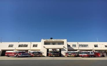 CNRJ Fire and Emergency Services - CFA Yokosuka