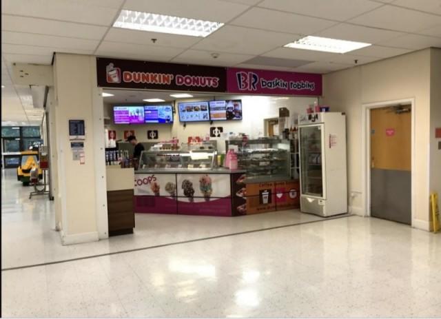 Dunkin' Donuts/Baskin Robbins - RAF Lakenheath
