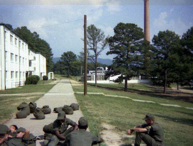 Fort McClellan - Anniston