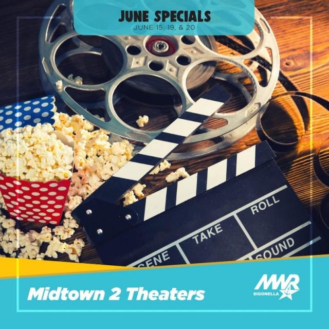 Midtown 2 Theaters - NAS Sigonella