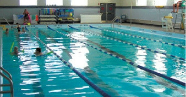 Indoor Swimming Pool - NSB New London