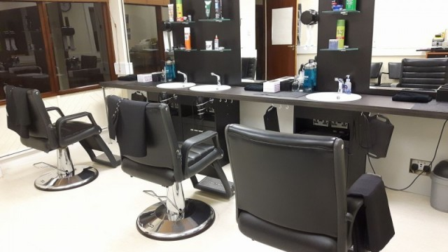 Eagles Landing Barber Shop - RAF Lakenheath