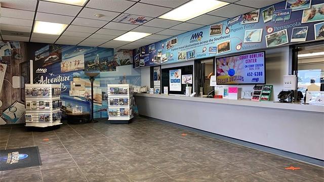 Tickets and Travel - NAS Pensacola