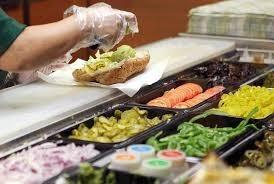 Marine Corps Air Station Beaufort - Subway Sandwiches