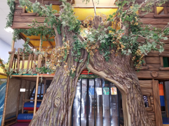 Cypress Sam's Treehouse - Fort Stewart