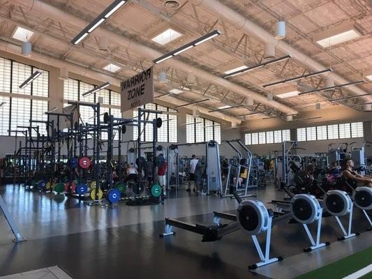 Fitness Center - JBPHH