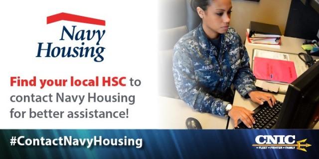 Housing Service Center Naval Base San Diego