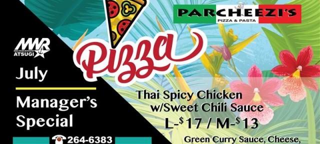 Parcheezi's Pizza & Pasta - NAF Atsugi