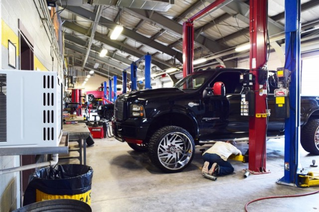 Libby Auto Center - Fort Stewart