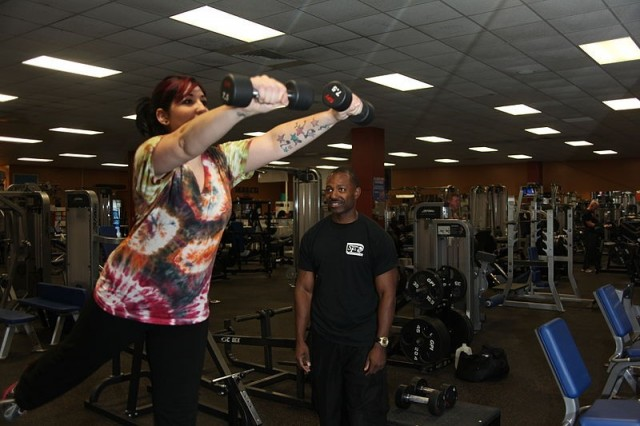 Personal Training - MCAS Cherry Point