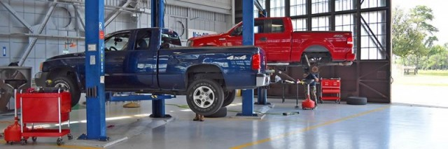 NAS Jacksonville Auto Skills Center