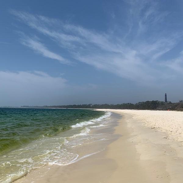 Barrancas Beach - NAS Pensacola