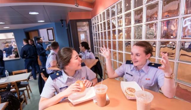 Dry Dock Cafe - Coast Guard Academy
