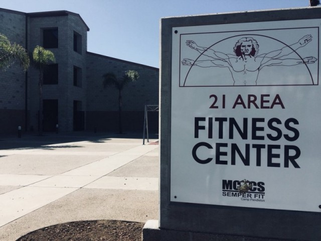 21 Area Fitness Center- Camp Pendleton