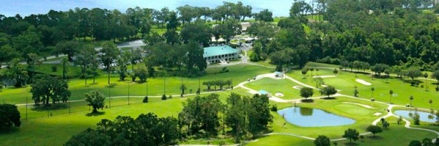 Golf Course and Pro Shop - NAS Jacksonville