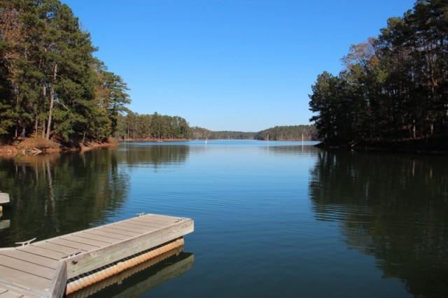 Navy Lake Site Allatoona