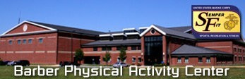 Barber Fitness Activities Center - MCB Quantico