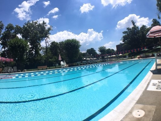 Patton Hall Pool Complex - Joint Base Myer-Henderson Hall