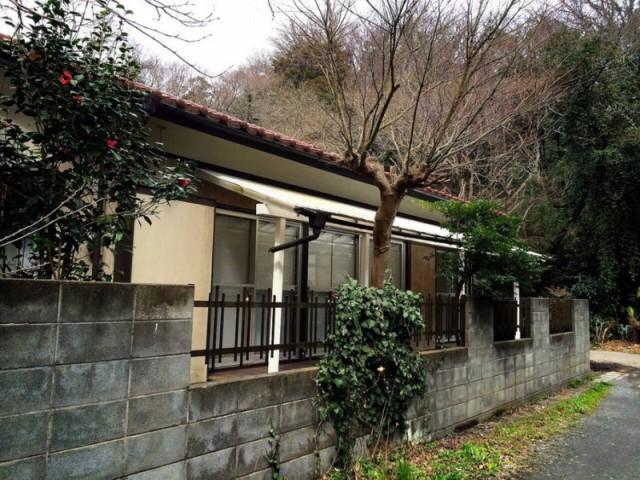 Japanese Old Folk House - Yokosuka