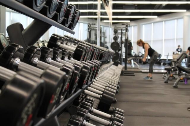 Stout Physical Fitness Center - Fort Bliss