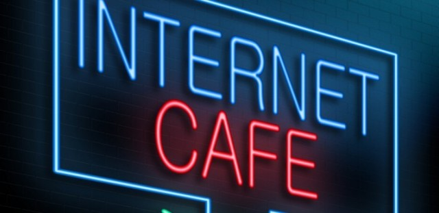 Wind & Surf Internet Cafe - NAVSTA Norfolk