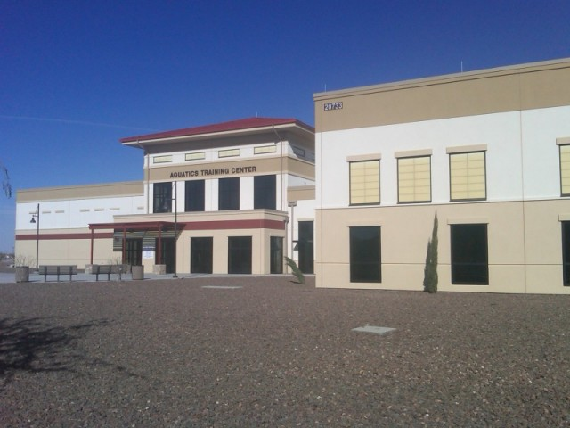 Aquatics Training Center - Fort Bliss