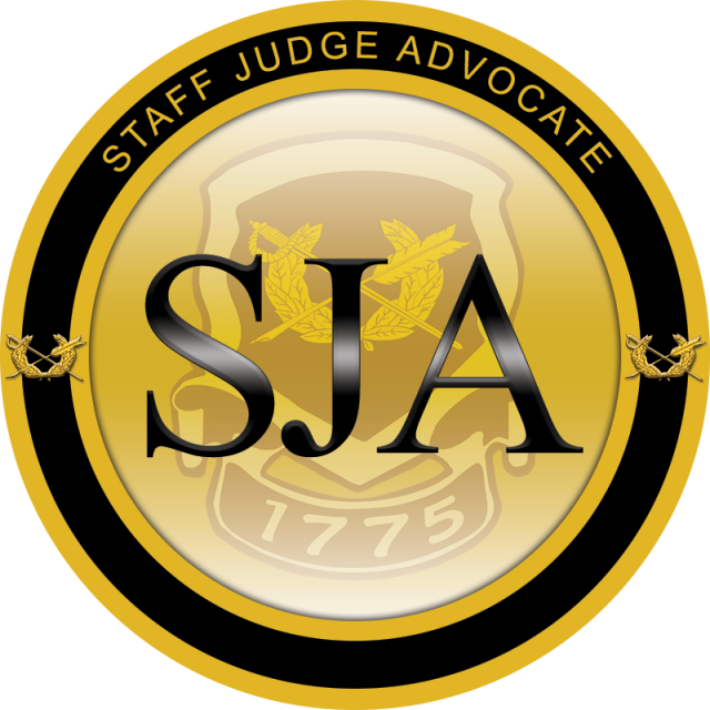Staff Judge Advocate - Sasebo