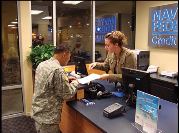 Navy Federal Credit Union - NAS Pensacola