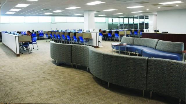 Milton E. Long Library
