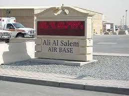 Ali Al Salem Air Base