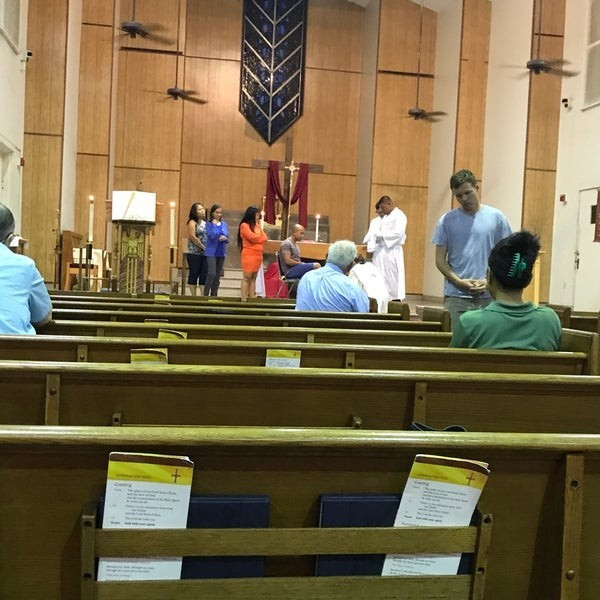 Base Chapel - NAS Jacksonville