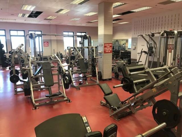 Fort Myer Fitness Center - Joint Base Myer-Henderson Hall