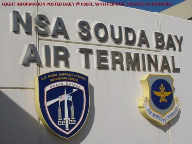 NSA Souda Bay Passenger Terminal
