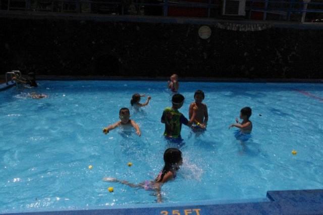 MWR Yokosuka - Green Beach Pool