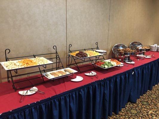 Vista Point Catering & Conference Center - NAVSTA Norfolk