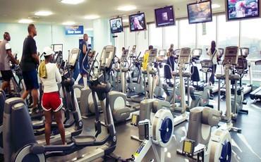 MWR Yokosuka - Fleet Fitness Center