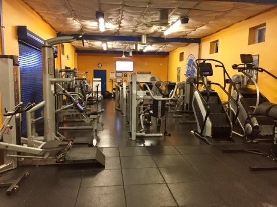 NB Point Loma Subase Fitness Center