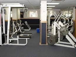 Fitness Center- Battle Creek ANGB