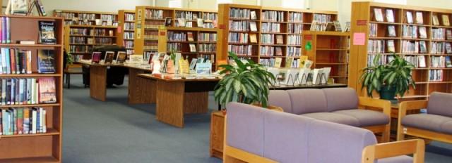Library- MCRD San Diego