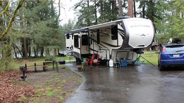 Travel Camps and Cabins - Joint Base Lewis McChord