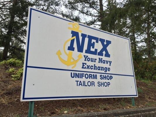 Uniform/Tailor Shop - NB Kitsap-Bangor