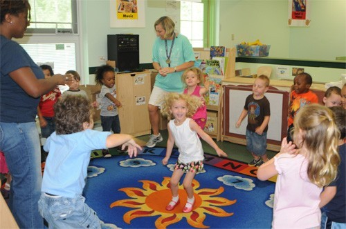 Child Development Center-NAS Oceana