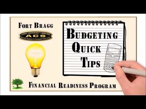 Financial Readiness Program- Fort Bragg