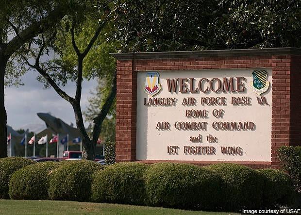 Langley Air Force Base - Hampton