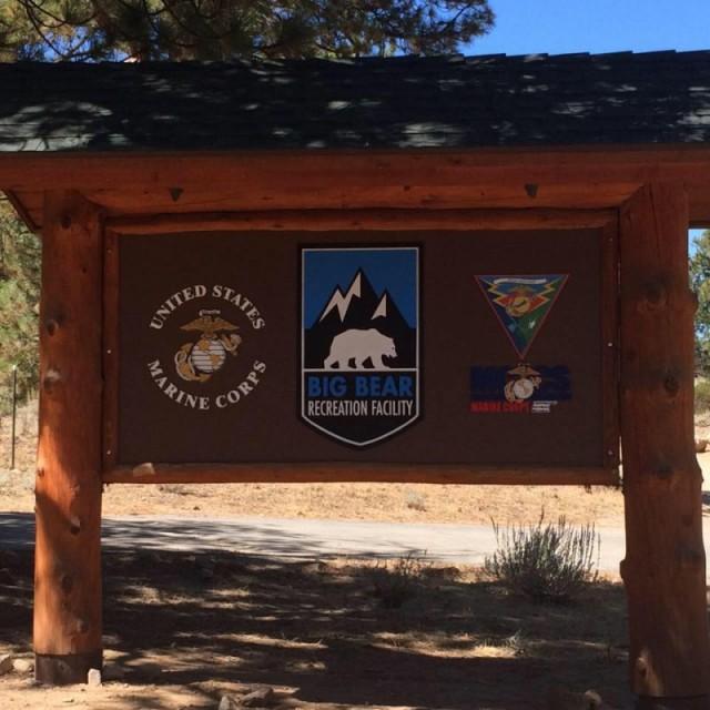 Big Bear Recreation Facility - MCAS Miramar