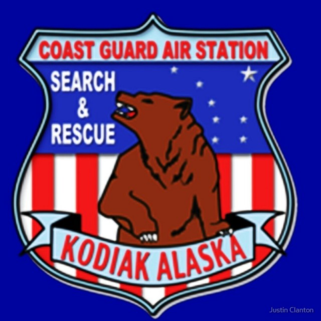 Coast Guard Air Station Kodiak